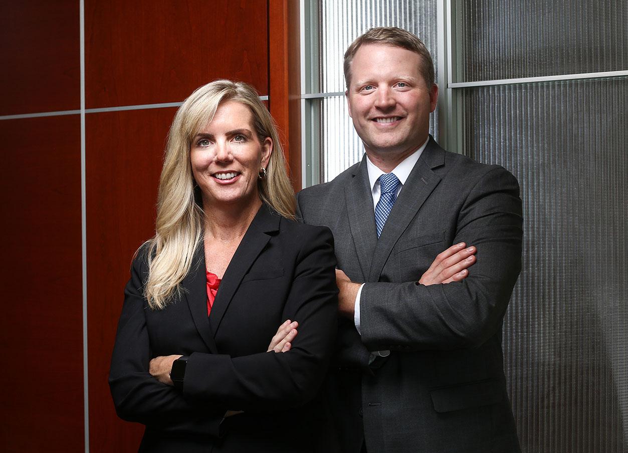Janel Dressen & Arthur Boylan